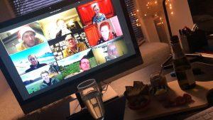Kerstborrel online escaperoom 2