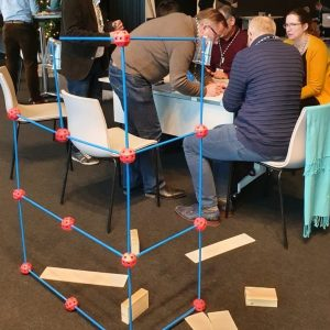 Higher Ground: Multidisciplinair Samenwerken