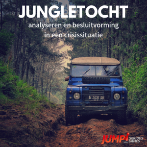 Jungletocht – Serious Game