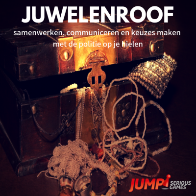 Juwelenroof serious game spelsimulatie