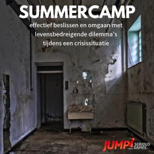 Crisis Dilemma Game 'Summercamp'