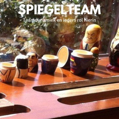Spiegelteam Teamdynamiek