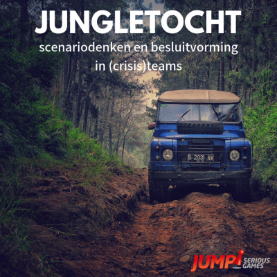 Jungletocht Spelsimulatie